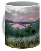Mendota Bridge Sunrise Coffee Mug