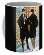 Mens Fashion, 1919 Coffee Mug