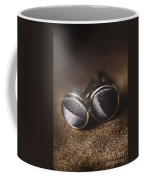Mens Formalwear Cufflinks Coffee Mug