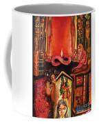 Menstuartion Coffee Mug