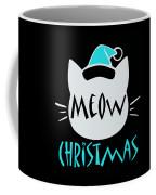 Meow Christmas Coffee Mug