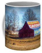 Meramec Caverns Barn Coffee Mug