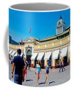 Mercado Centra In Santiago-chile Coffee Mug