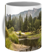 Merced River Yosemite Valley Yosemite National Park Coffee Mug