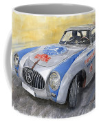 Mercedes Benz 300 Sl 1952 Carrera Panamericana Mexico  Coffee Mug