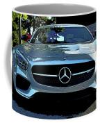 Mercedes-benz Amg Gt S Coffee Mug