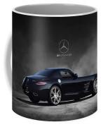 Mercedes Benz Sls Amg Coffee Mug