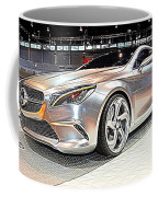 Mercedes Benz Style Coupe Concept Number 2 Coffee Mug