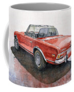 Mercedes Benz W113 Sl280 Coffee Mug