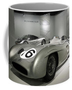 Mercedes Racer Coffee Mug