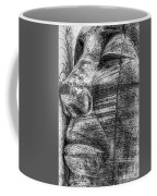 Merchant Seafarers War Memorial Cardiff Bay Black And White Coffee Mug