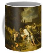 Mercury And Argus 1647 Coffee Mug