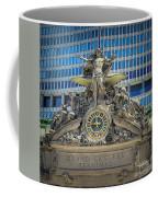 Mercury At Grand Central Terminal Coffee Mug