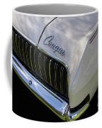Mercury Cougar Xr7 Emblem Coffee Mug