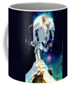 Merlin In The Cosmos Coffee Mug