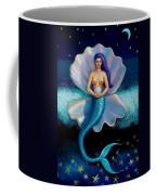 Mermaid Art- Mermaid's Pearl Coffee Mug