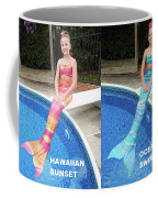 Mermaid Costume For Kids In Canada Coffee Mug