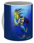Mermaid Kiss Coffee Mug