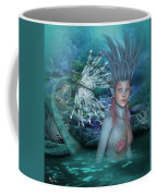 Mermaid Of The Deep Sea 2 Coffee Mug