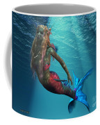Mermaid Of The Ocean Coffee Mug
