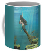 Mermaid Of Weeki Wachee Coffee Mug