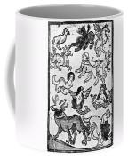 Mermaids, 1475 Coffee Mug