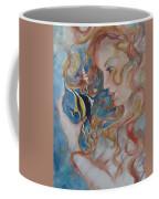 Mermaids Kiss Coffee Mug