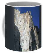 Merriam Peak, Sierra Nevada, August 2016 Coffee Mug