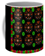 Merry And Happy  Candy With Flair Coffee Mug