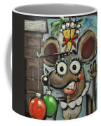 Merry Chrismouse Coffee Mug