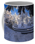 Merry Christmas And A Happy New Year Coffee Mug