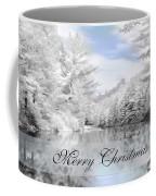 Merry Christmas - Lykens Reservoir Coffee Mug