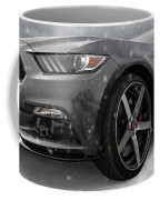 Merry Christmas Mustang S550 Coffee Mug