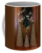 Merry Christmas Trees Coffee Mug