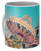 Merry Go Paris Coffee Mug by Delphimages Photo Creations