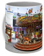 Merry-go-round At The Prater Coffee Mug