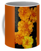 Merry In Gold Coffee Mug