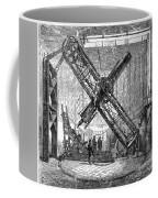 Merz Telescope, Royal Observatory Coffee Mug