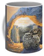 Mesa Arch Magic Coffee Mug