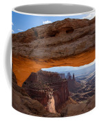 Mesa Arch Morning Glow Coffee Mug