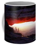 Mesa Arch Sunrise 4 Coffee Mug