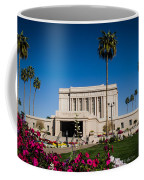 Mesa Temple Petunia Coffee Mug