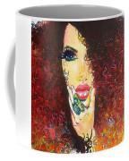 Mesmerized Fro Coffee Mug