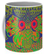 Mesmerizing Owl Coffee Mug