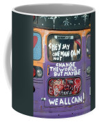 Message From Santa Fe Coffee Mug