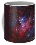 Messier 16, The Eagle Nebula In Serpens Coffee Mug