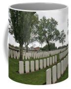 Messines Ridge British Cemetery Coffee Mug