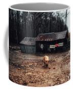 Messy Pig Farm Lot Coffee Mug