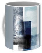 Mestro 4- Abstract Art By Linda Woods Coffee Mug