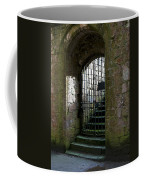 Metal Cage Door Coffee Mug